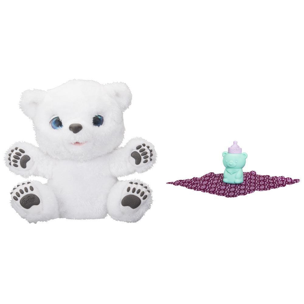 FurReal Friends Mein verspieltes Eisbär Baby