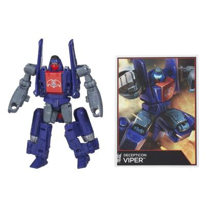Transformers Generations Combiner Wars Legends: Decepticon Viper