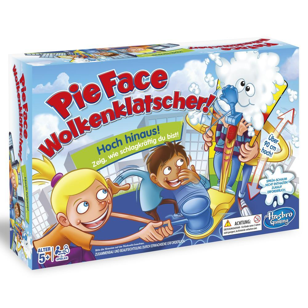 Pie Face Wolkenklatscher