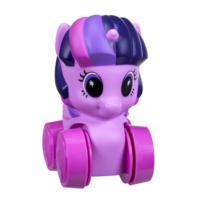 Playskool Friends My Little Pony Wheel Pals Princess Twilight Sparkle Figure