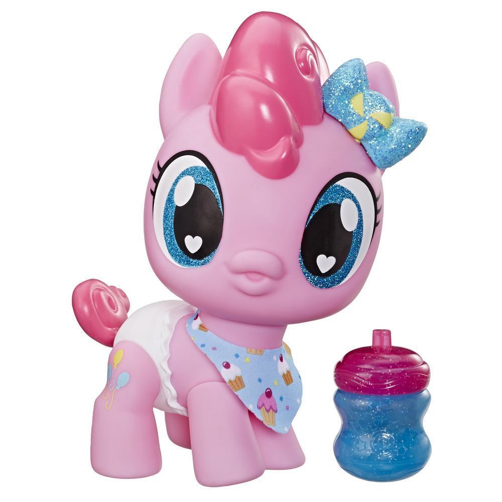 My Little Pony Spielzeug Babypony Pinkie Pie