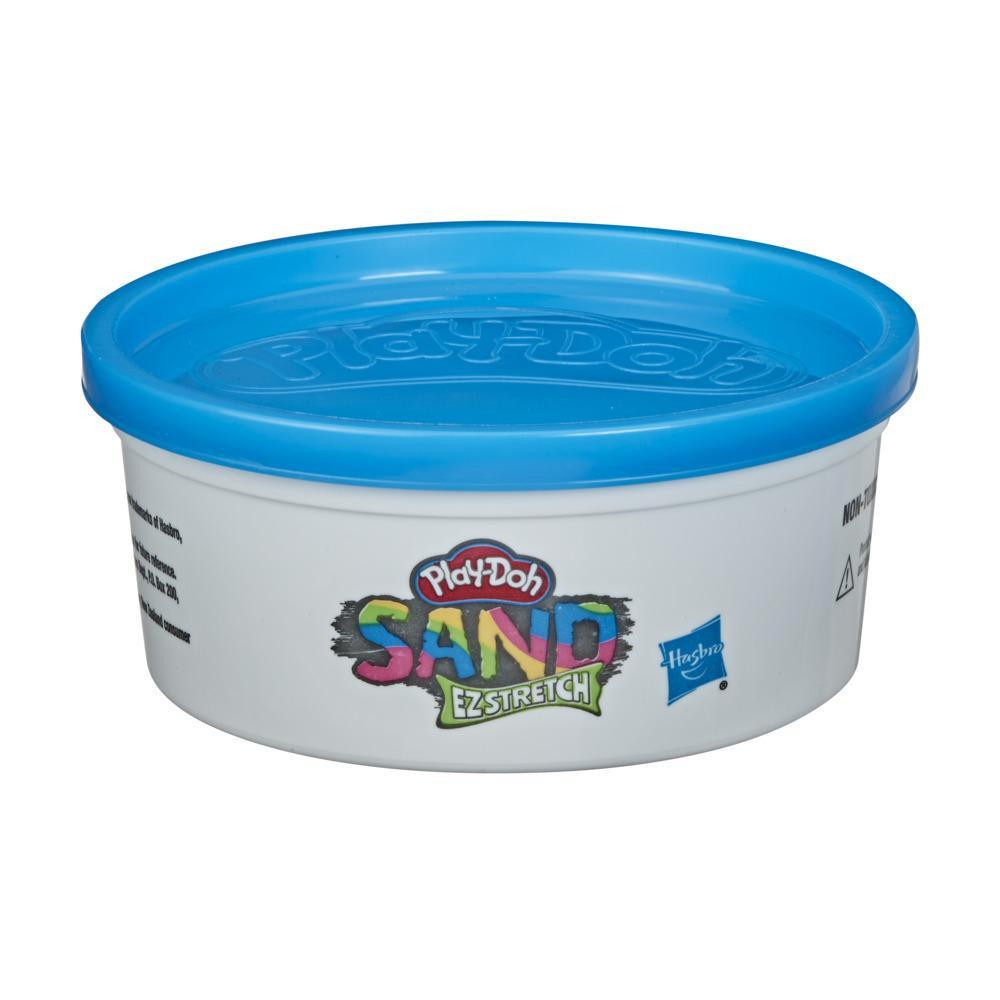 Play-Doh Sand Stretch Sortiment Einzeldosen á 170 g blau