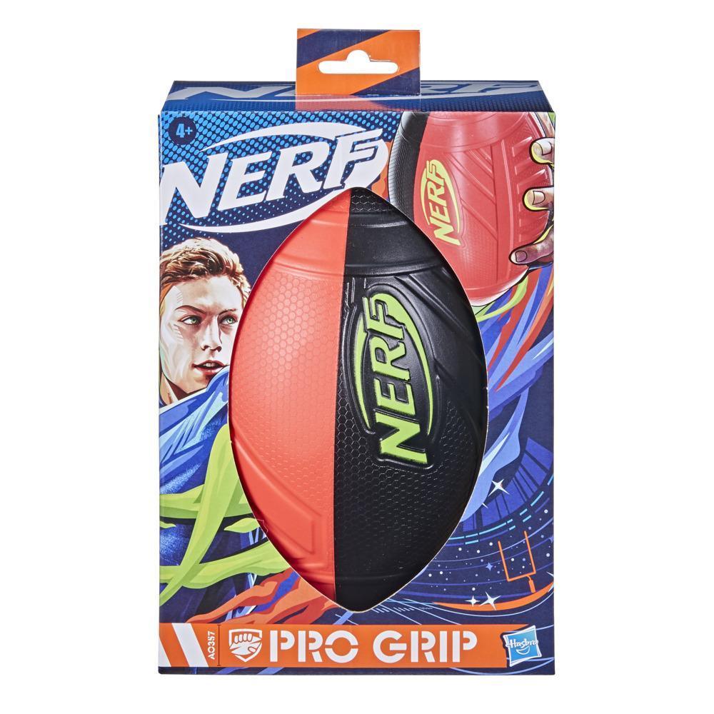 Nerf Pro Grip Football rot