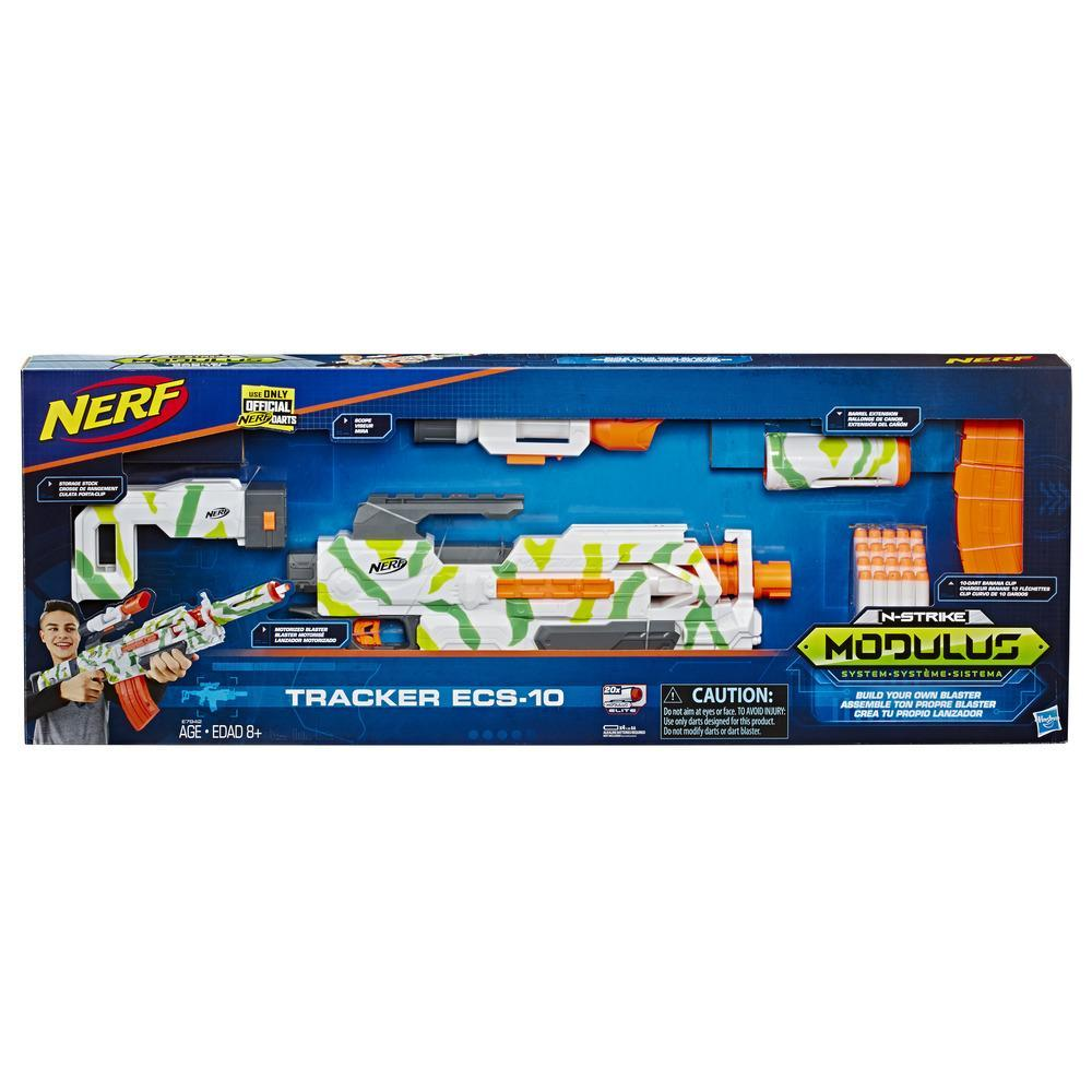 Nerf Modulus Tracker ECS-10
