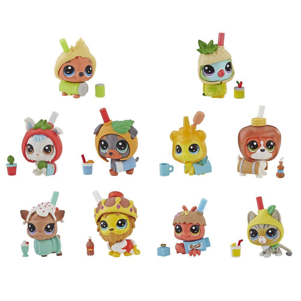 Littlest Pet Shop Schlürf-Tierchen