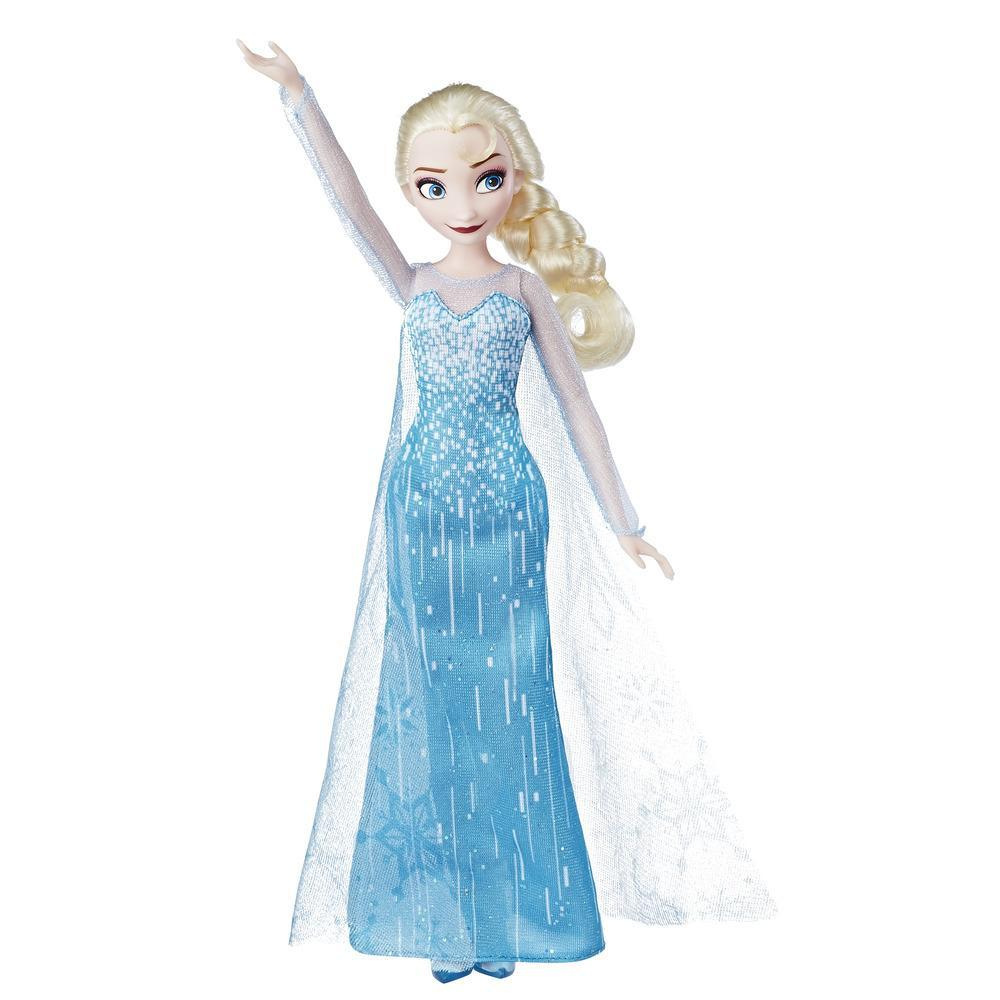 Die Eiskönigin Elsa