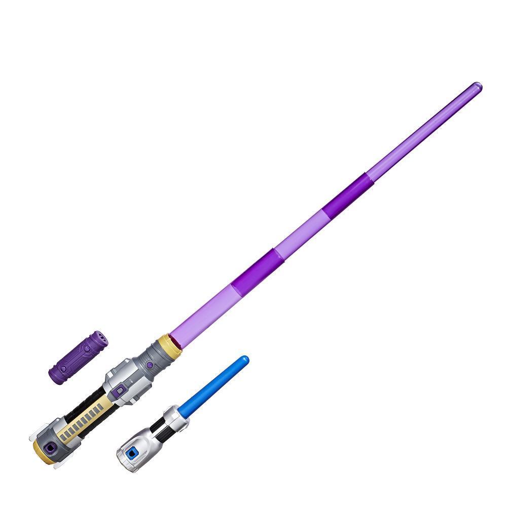 Star Wars Die Mächte des Schicksals Rey's elektronisches Lichtschwert