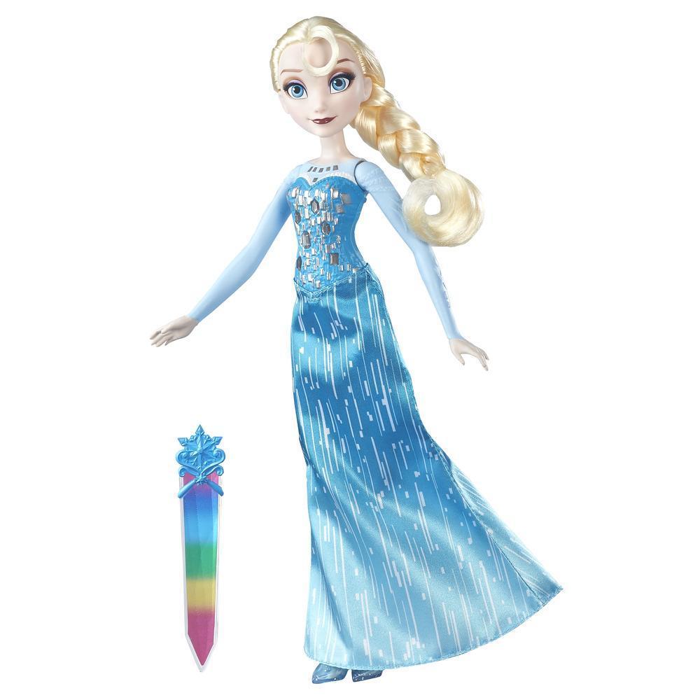 Die Eiskönigin funkelnder Kristallzauber - Elsa
