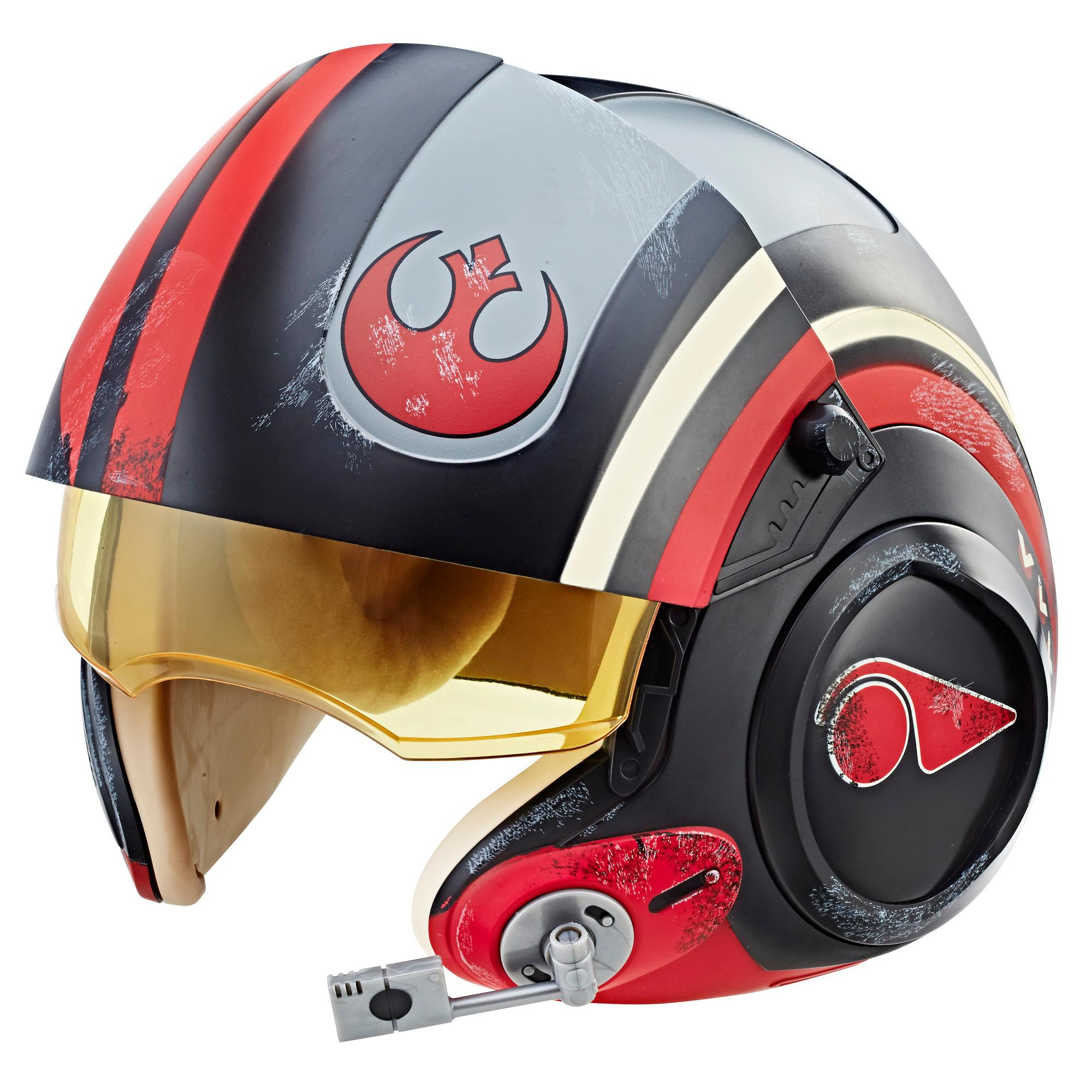 Star Wars Episode 8 Black Series elektonischer Helm