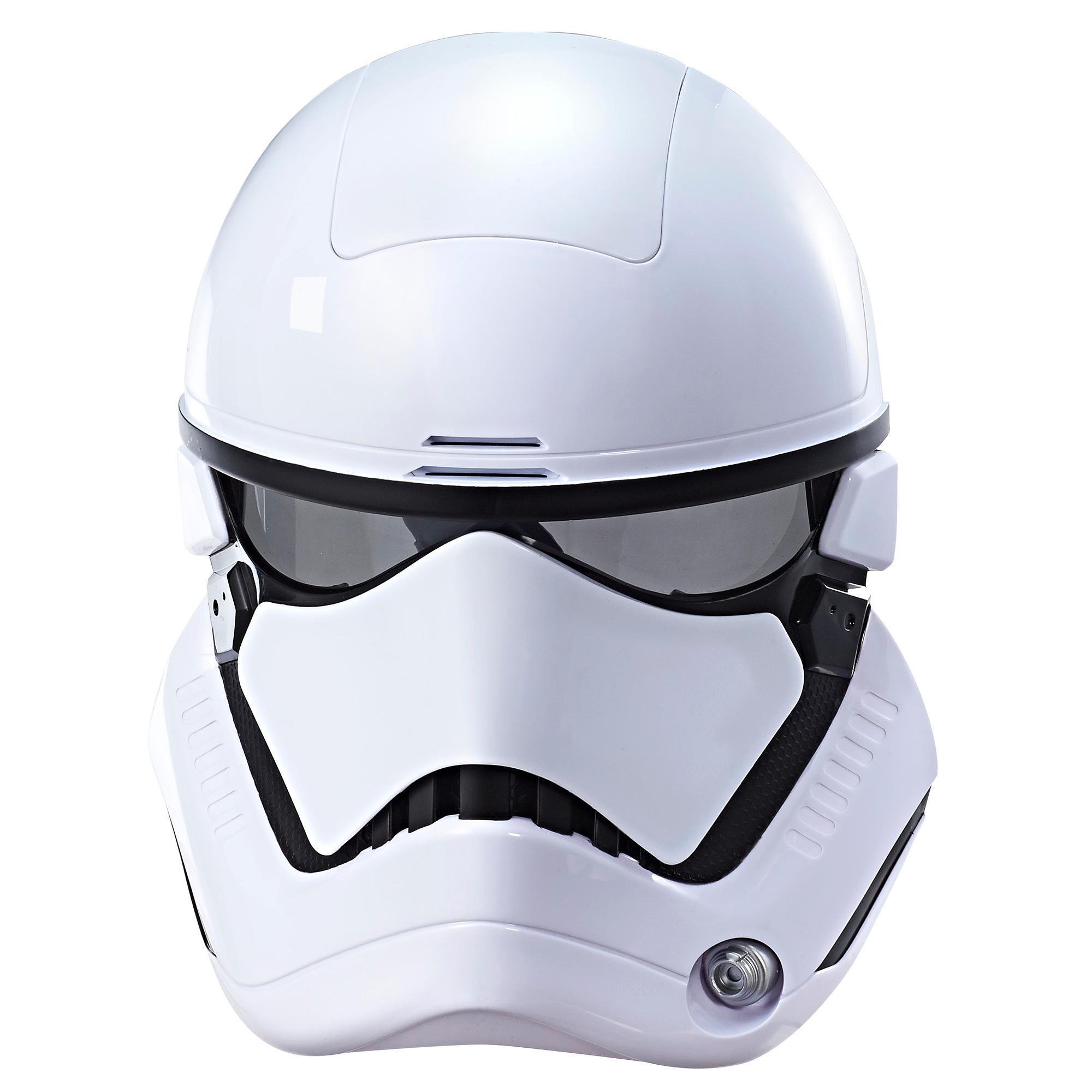 Star Wars Episode 8 elektronische Maske mit Stimmenverzerrer