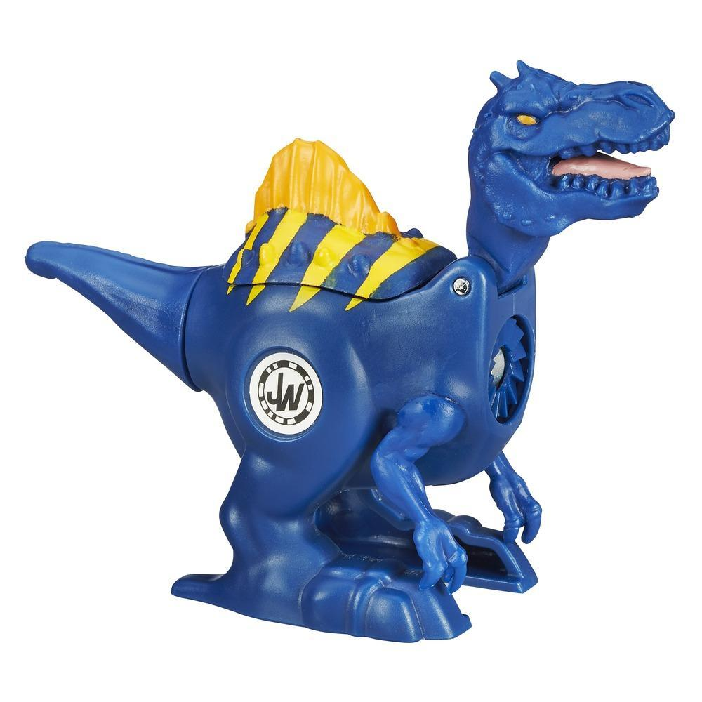 Jurassic World Battle Dinos Einzelpack Carnoraptor