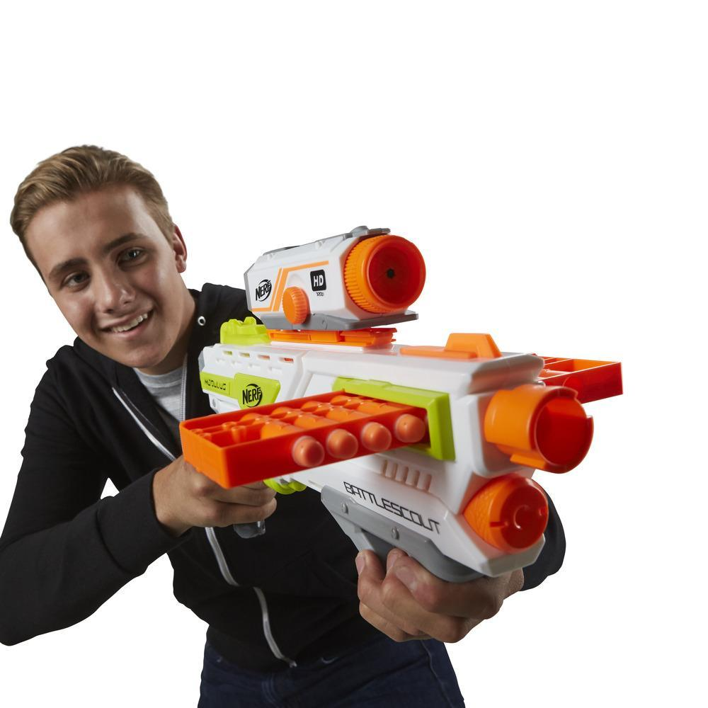 Nerf N-Strike Elite Modulus BattleScout ICS-10 Blaster