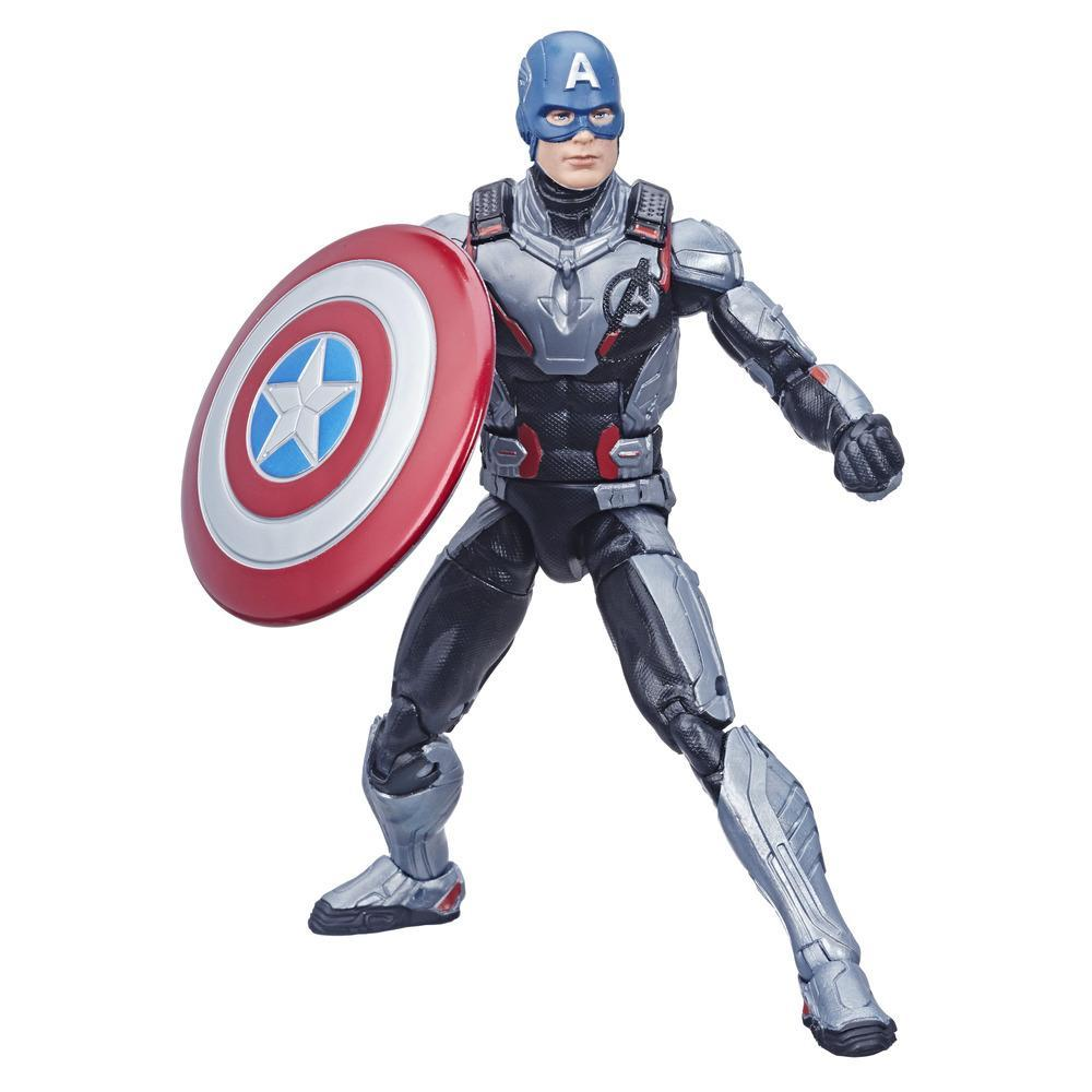 Hasbro Marvel Legends Series Avengers: Endgame 6-inch Captain America Figure