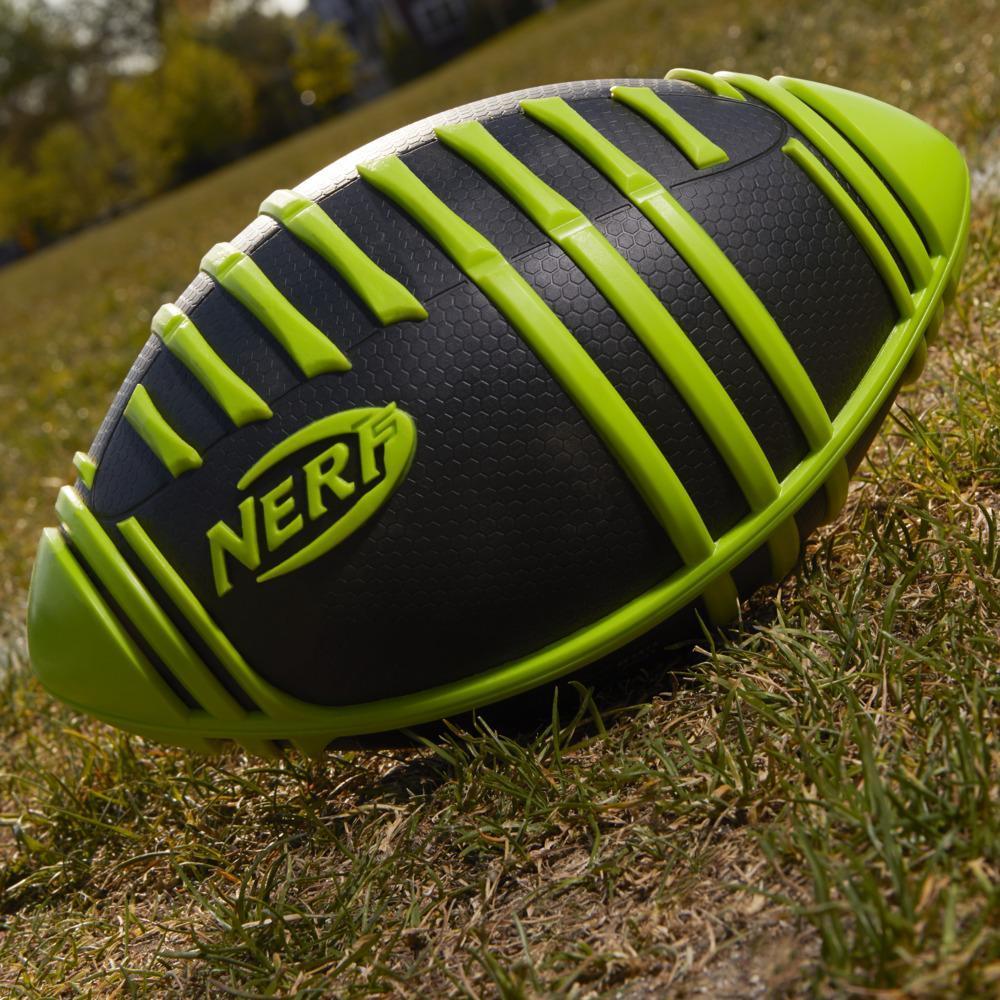Nerf Weather Blitz Football grün