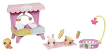 Littlest Pet Shop Baby Spielset