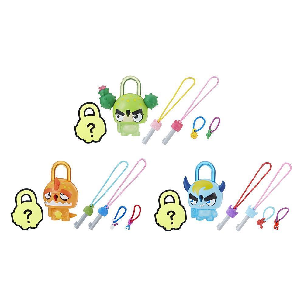 Lockstars - Verrückt verschlüsselt 3er Pack Monsters