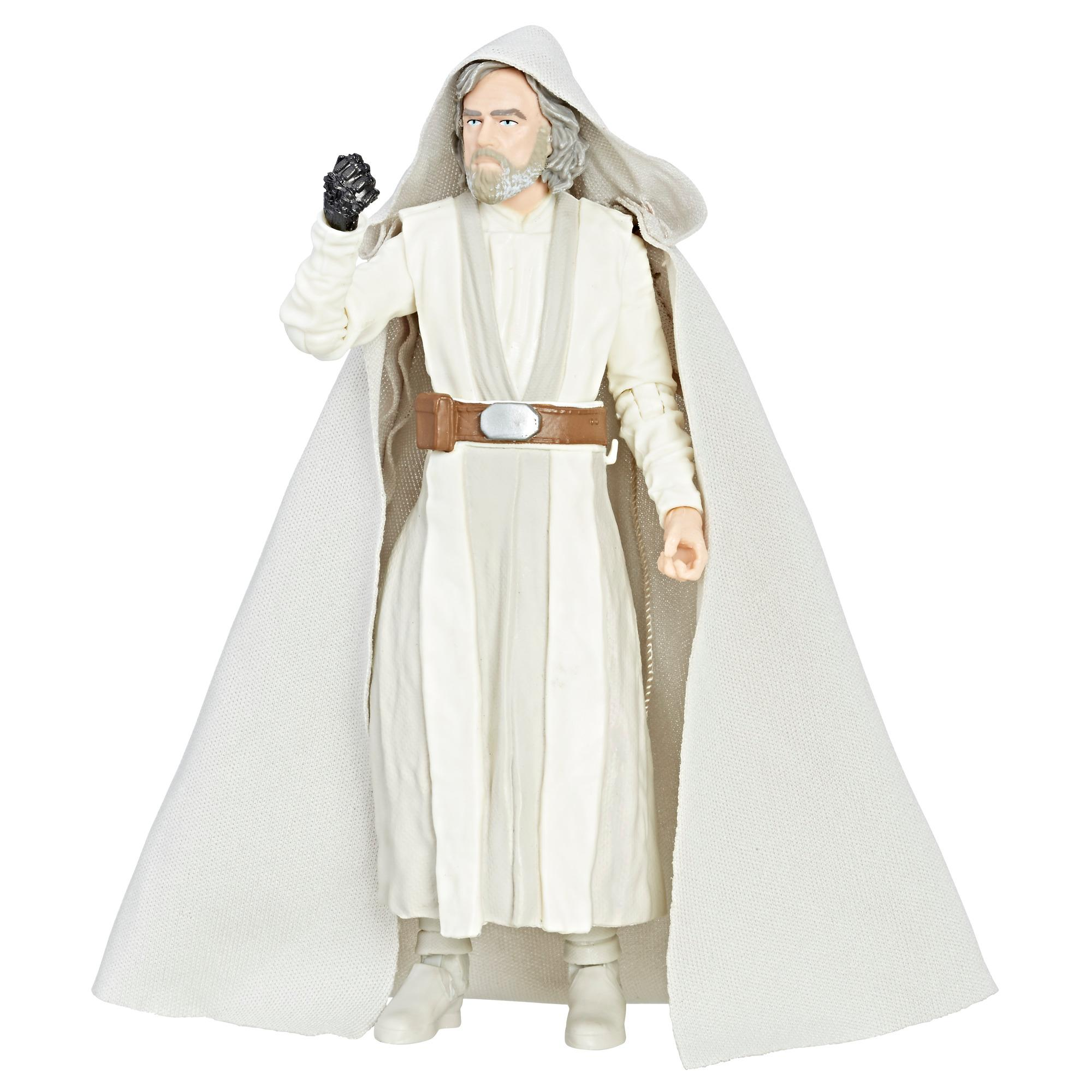 Star Wars The Black Series 6 Figuren Luke Skywalker