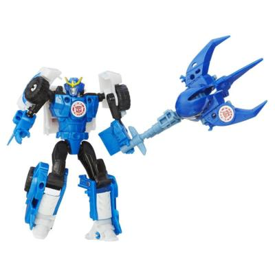 Transformers Robots in Disguise Mini-Con Battle Packs - Strongarm & Sawtooth