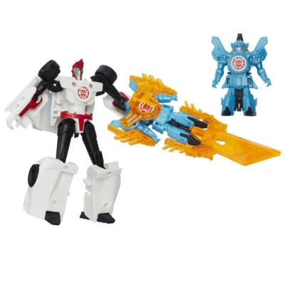Transformers Robots in Disguise Mini-Con Battle Packs - Sideswipe & Windstrike