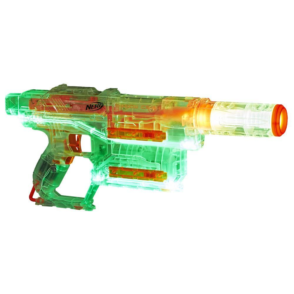 Nerf N-Strike Modulus Ghost Ops Shadow ICS-6