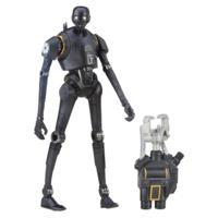 Star Wars Rogue One Battle-Action Basisfiguren - K2S0