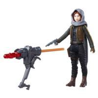 Star Wars Rogue One Battle-Action Basisfiguren Jyn Erso
