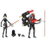 SW R SWU Inquisitor 3 & Red Apprentice - Solid