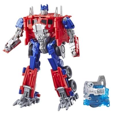 TRANSFORMERS Movie 6 Energon Igniters Nitro Figur Optimus Prime