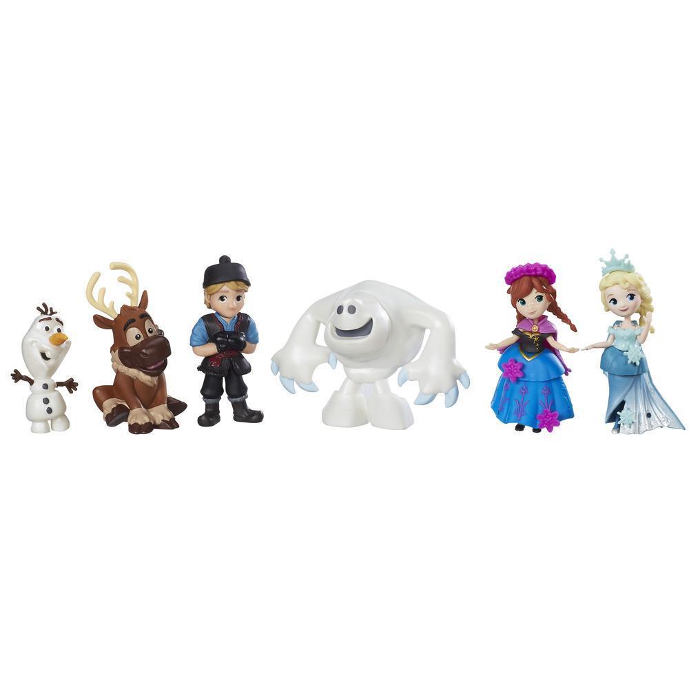 Die Eiskönigin Little Kingdom großes Freundschafts-Set