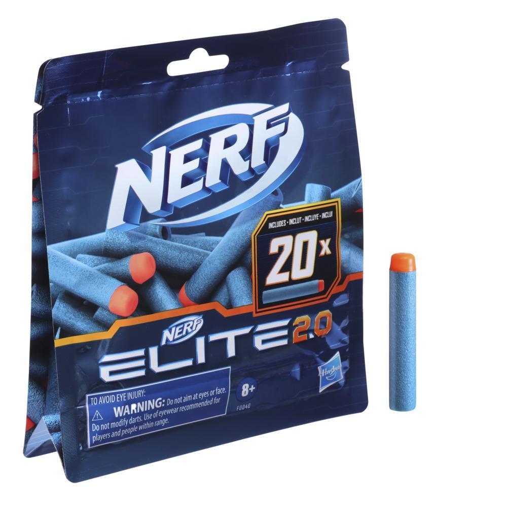 Nerf Elite 2.0 20er Dart Nachfüllpackung