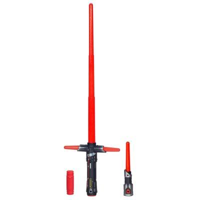 Star Wars Das Erwachen der Macht Kylo Ren Deluxe Elektronisches Lichtschwert
