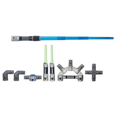 Star Wars Bladebuilders Jedi-Meister Lichtschwert