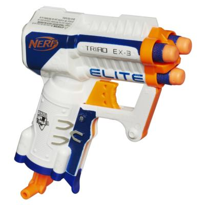 NERF N-Strike Elite XD Triad