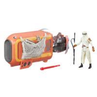 Star Wars Rogue One Class I Deluxe Fahrzeuge & Figur Reys Speeder