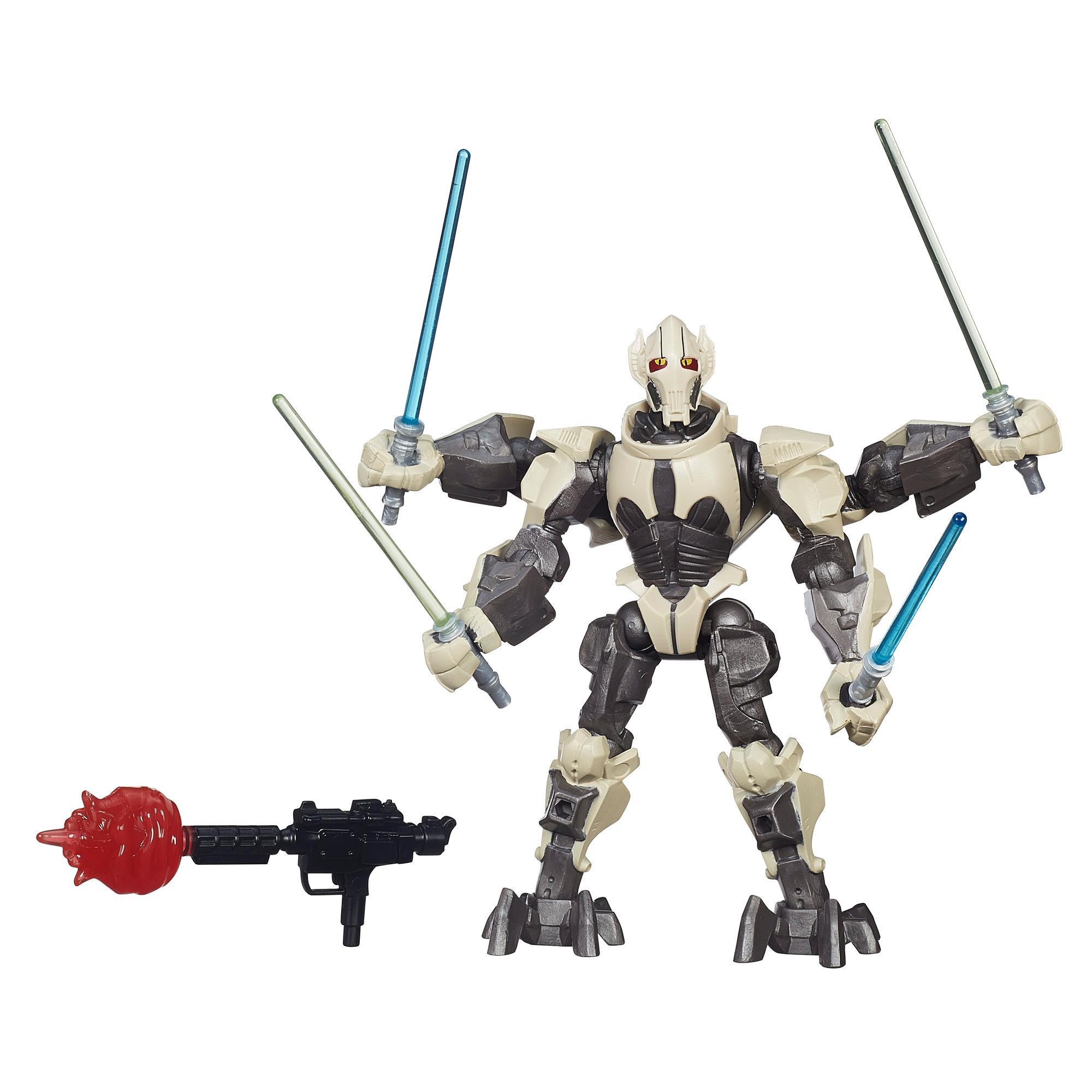 general grievous spiele