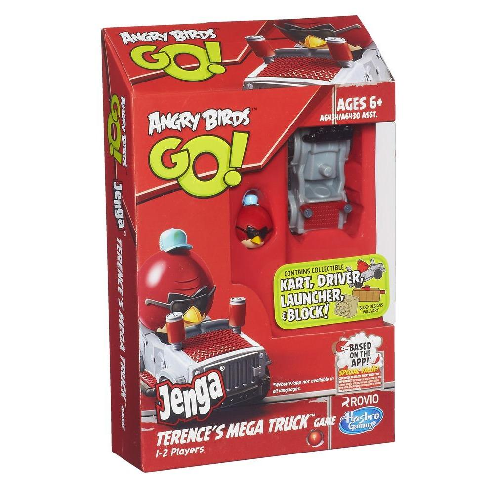 Angry Birds Go  Terence s Mega Truck SetAngry Birds Go Terence