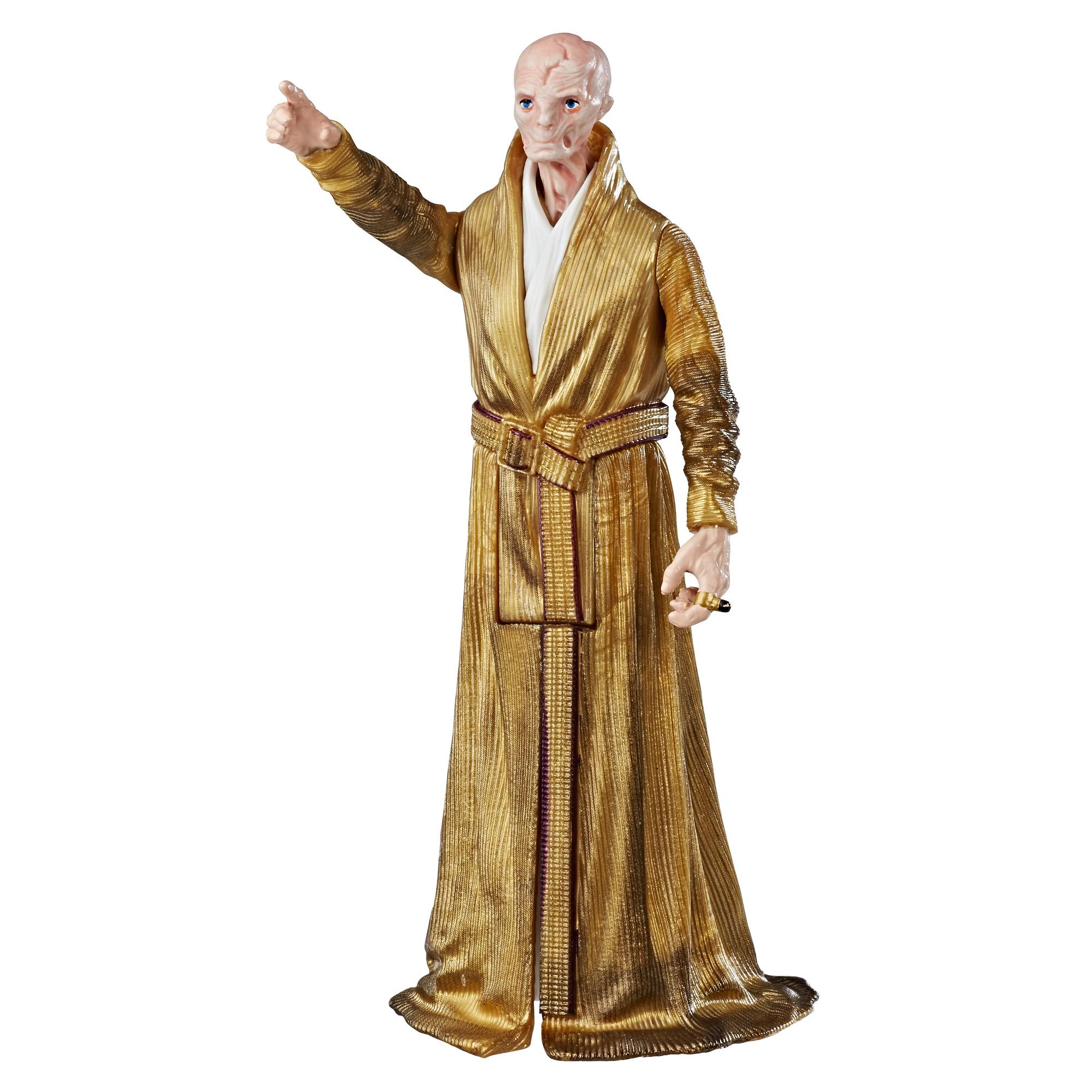 Star Wars Solo Film 3.75 FORCE LINK 2.0 Figur Supreme Leader Snoke