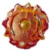 Beyblade Burst Turbo Slingshock Single Top Flame-X Diomedes D4