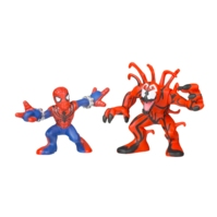 35 x Marvel Super Hero Squad Doppelpack, Sortiment