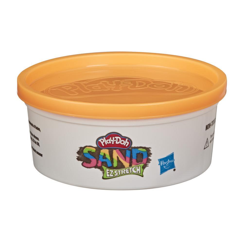 Play-Doh Sand Stretch Sortiment Einzeldosen á 170 g orange