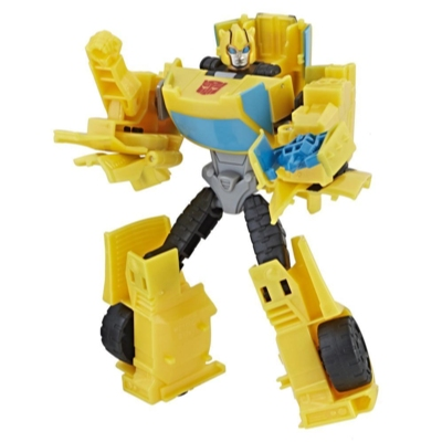 Transformers Cyberverse Action Attackers Commander Figur Bumblebee Product