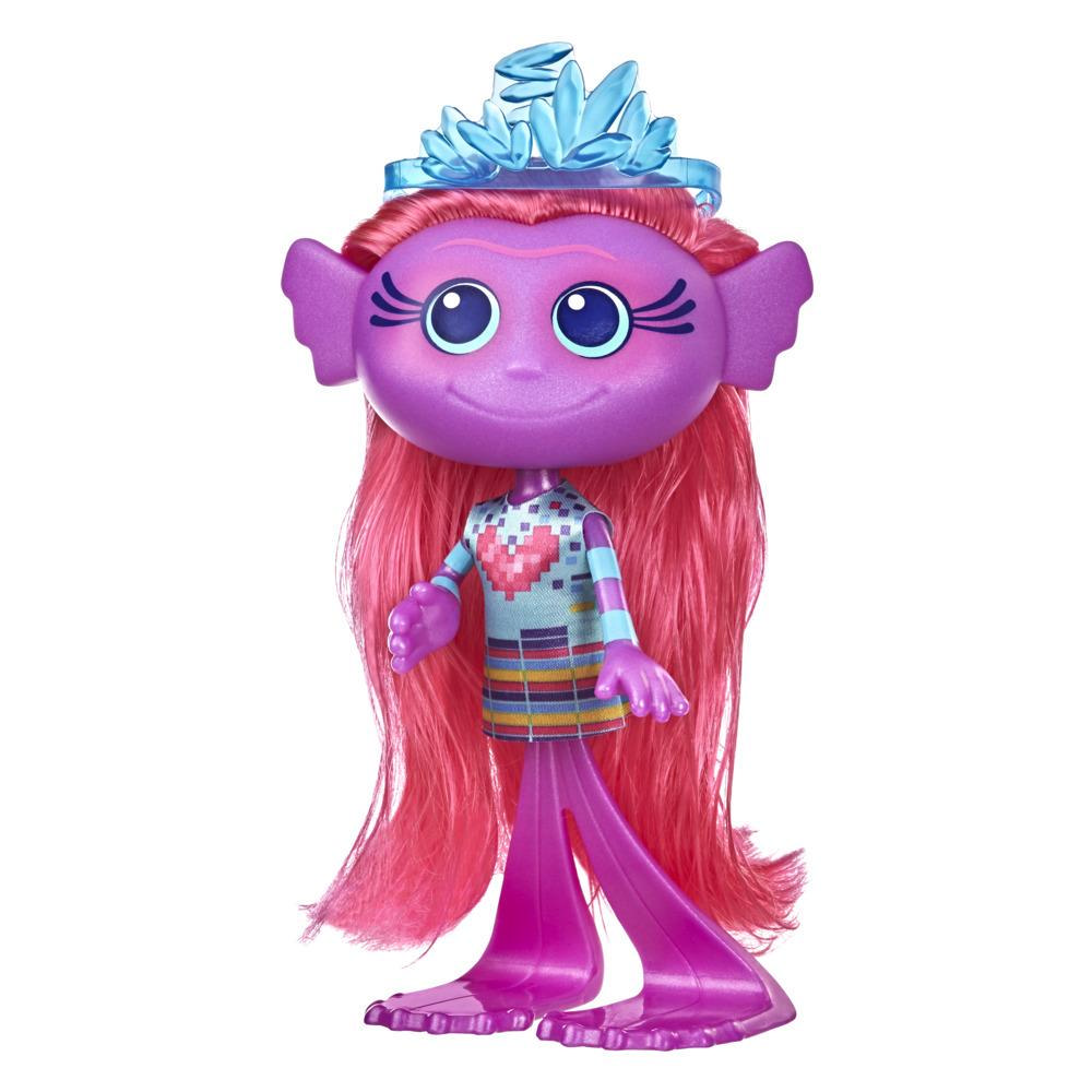 DreamWorks Trolls World Tour Styling Meerjungfrau