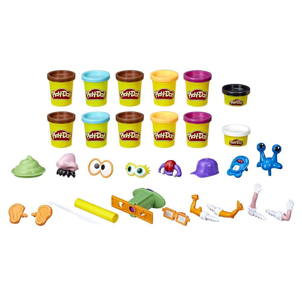 Play-Doh Verrückte Haufen