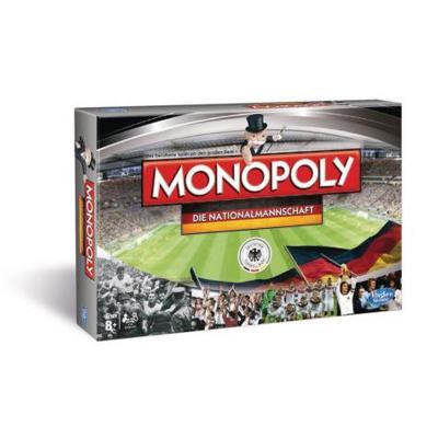 Monopoly-Die Nationalmannschaft