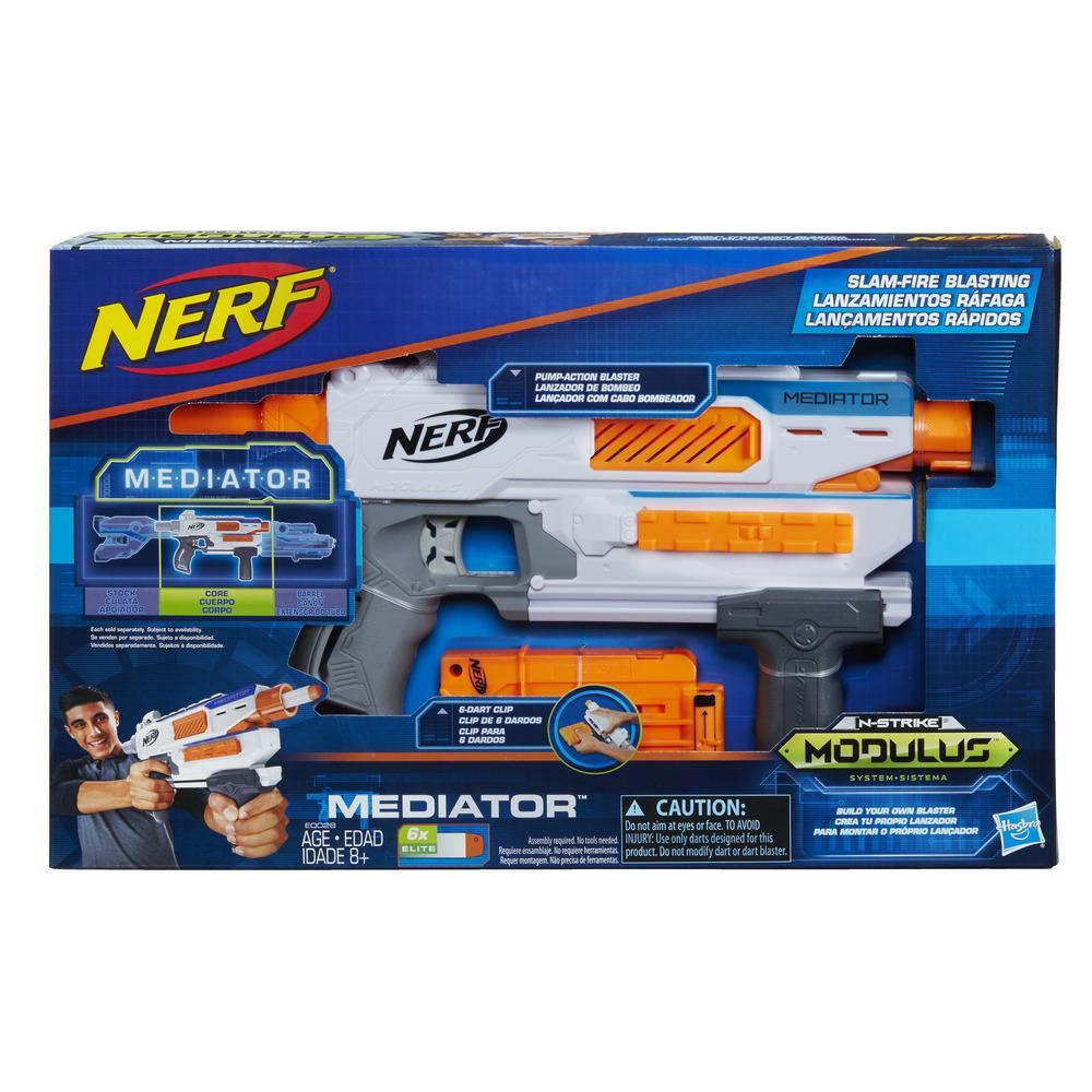 Nerf N-Strike Modulus Mediator