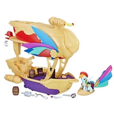 MY LITTLE PONY PROJECT GLORY PLAYSET