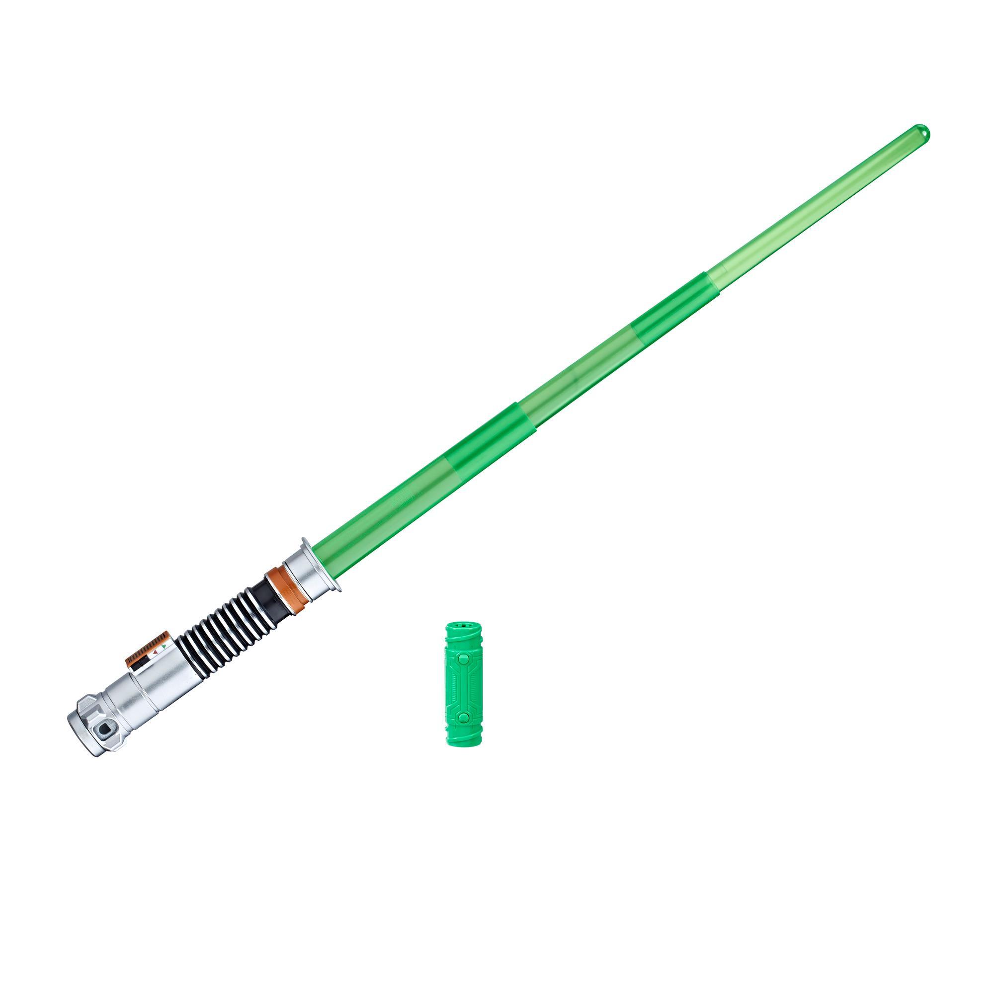 Star Wars Episode 8 elektronisches Lichtschwert Luke Skywalker
