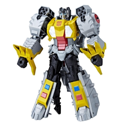 Transformers Cyberverse Action Attackers Ultra Figur Grimlock