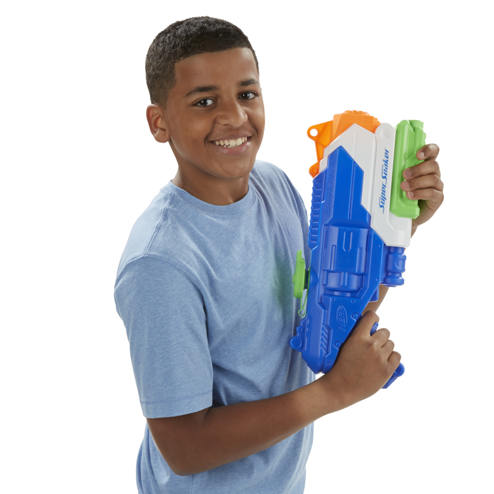 Super Soaker Breach Blast
