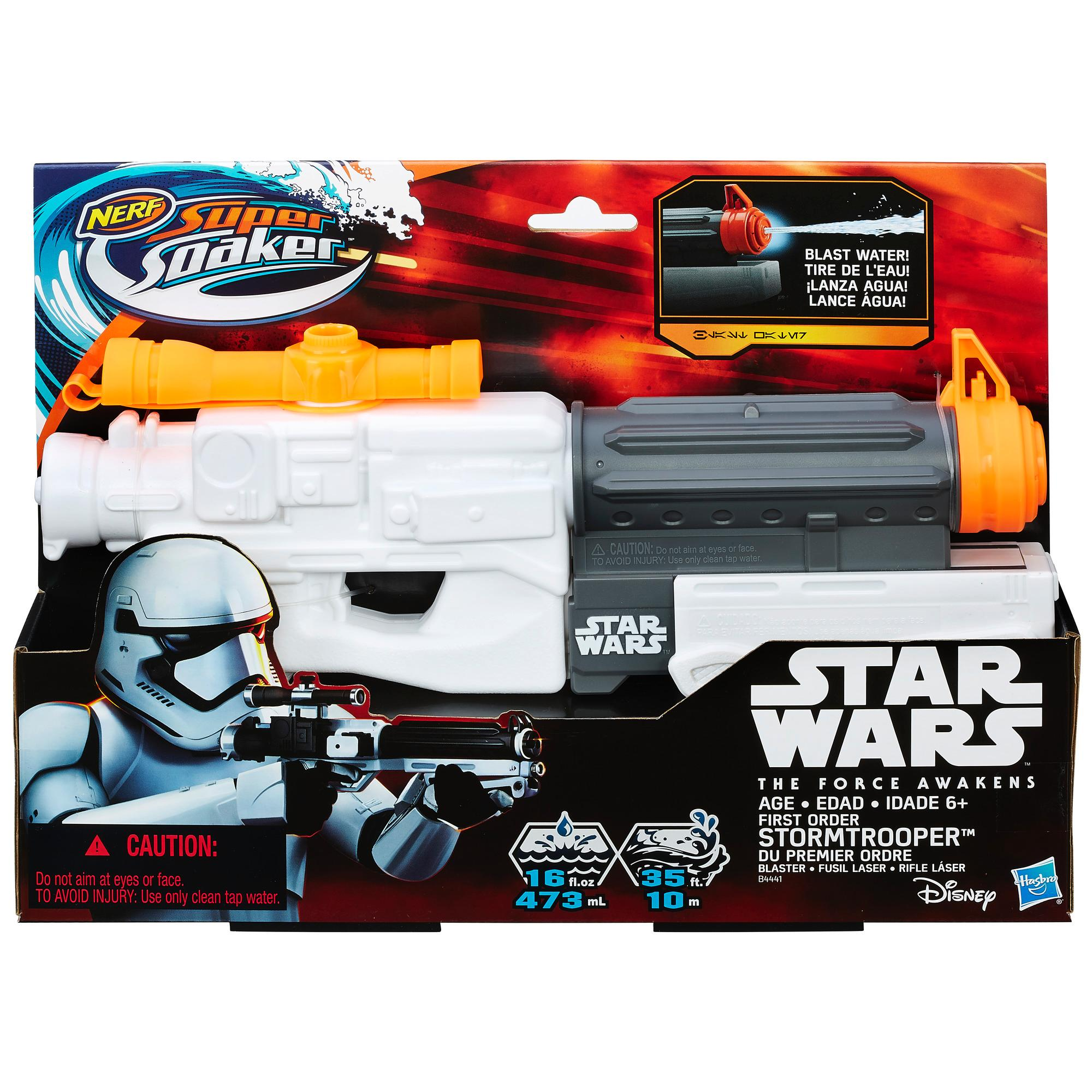 Star Wars E7 Super Soaker Stormtrooper Blaster